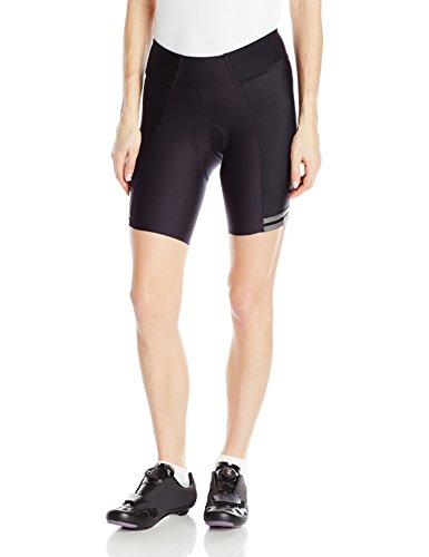 Pearl iZUMi Women's Elite Escape Shorts, Black, Large