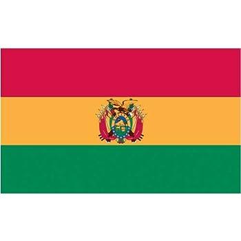 Bolivia Flag 3ft X 5ft Polyester