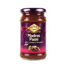 Pataks Madras Curry Paste 6x 10Oz