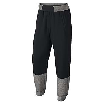 Nike Men's Air Jordan Varsity Pants, Black/Dark Grey, Medium