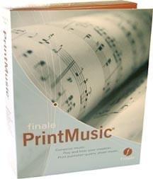 eMedia Print Music 2006 Win/Mac