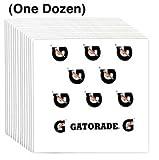 Gatorade 59112 One Dozen Gatorade G Towels
