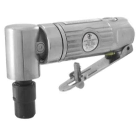Astro Pneumatic T20AH 1/4 Angle Die Grinder with Safety Lever