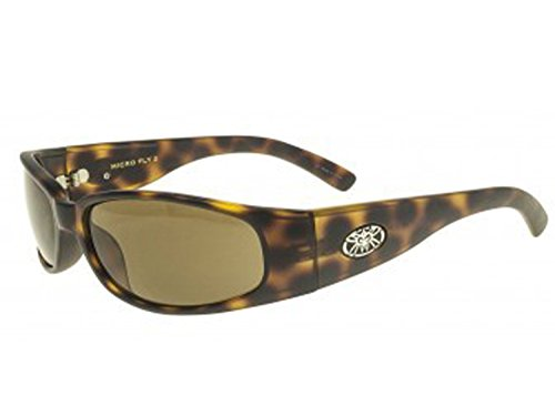 Black Flys Micro Fly 2 59mm-17mm-122mm new color (matte tortoisek w/ polarized brown, one color)