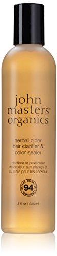 organic hair clarifier