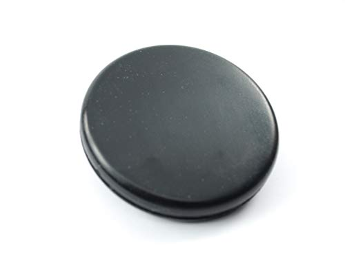 Rubber Hole Plug for 2'' Opening - for 1/16'' Thick Panel -''Grommet Without A Hole'' - Solid Flush Plug - Seals Opening in Metal Panels - Provides Finished Appearance on Both Sides of Panel (24) by Generic (Image #1)