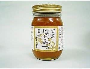 ハチミツ 桑原養蜂場 国産 百花はちみつ (蜂蜜) 500g 桑原ハニーガーデン