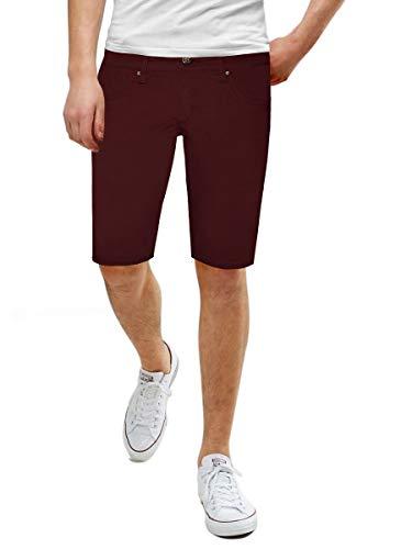 - Men's Super Comfy Stretch Fit Denim Shorts ASHL46058 PK3 FIG 32