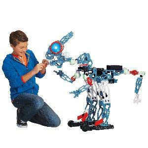 Meccano MeccaNoid G15KS 1243 Piece Robot Building Kit with Carrying Case by Meccano (Image #5)