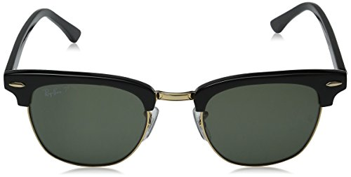 Ray-Ban RB3016 Klassische Clubmaster Sonnenbrille Acetat Foral