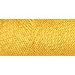Caron H970039755 Simply Soft Solids Yarn (4) Medium Gauge 100% Acrylic - - Sunshine - Machine Wash & Dry