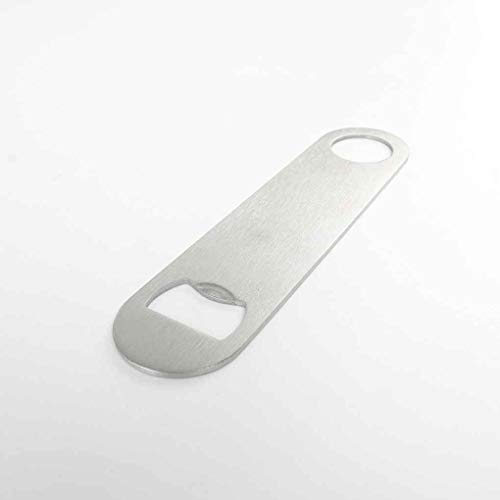 Heavy Duty Flat Stainless Steel Beer Bottle Cap Bar Blade Opener Tool 12.5cm SE