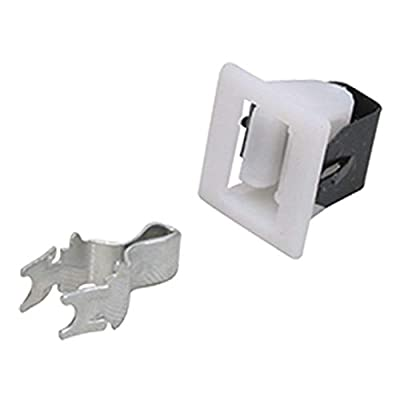 F65661 - Kenmore Aftermarket Replacement for a Dryer Door Catch Strike Kit