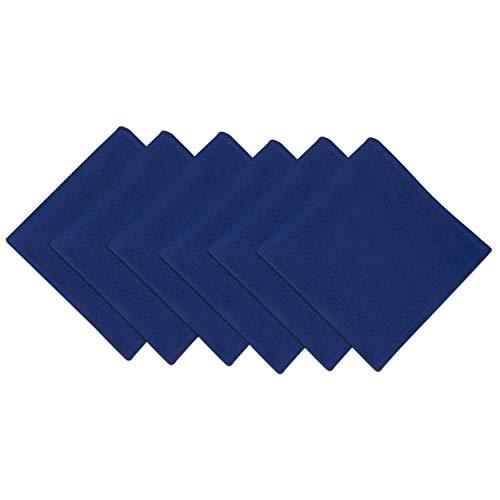 - DII 100% Cotton Cloth Napkins, Oversized 20x20
