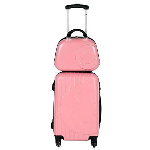 lulu castagnette comparatif de valise de voyage ma valise vacances. Black Bedroom Furniture Sets. Home Design Ideas