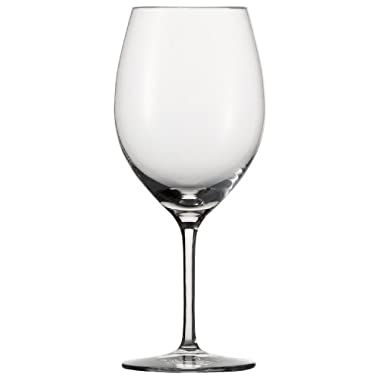 Schott Zwiesel Tritan Crystal Glass Cru Classic Stemware Collection Claret/Red Wine Glass, 19.8-Ounce, Set of 6