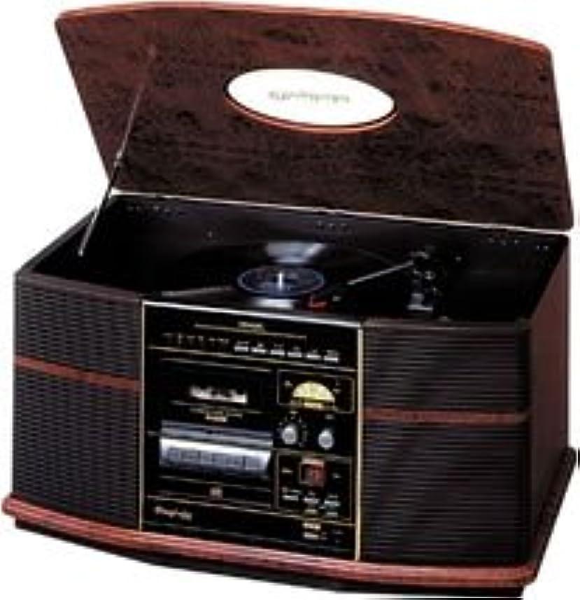 疑い者先駆者忍耐ティアック(TEAC) ターンテーブル/カセットプレーヤー付CDレコーダー/レコードプレーヤー (ピアノブラック) LP-R550USB-P/PB