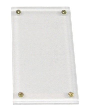 (25) BCW Trading Card - 1/2'' - Acrylic Card Holders - BCW-A025 by BCW