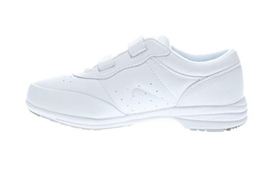 de Blanc Sandales Blanc W3840 Propet marche femme pour EqFPC
