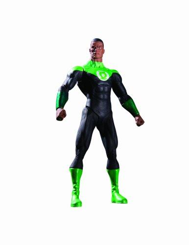 DC Comics Blackest Night: Series 2 Action Figure: Green Lantern John Stewart