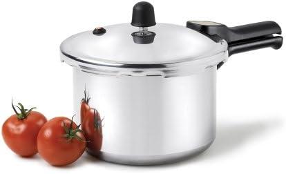 mirro aluminum pressure cooker 4.2 quart