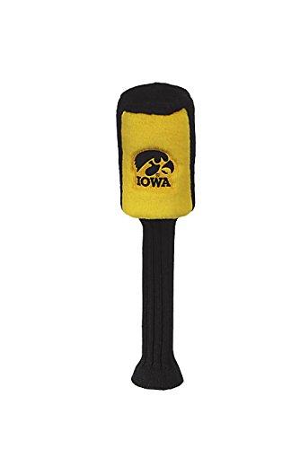 Iowa Hawkeyes Logo Single Graphite Plush Golf ()