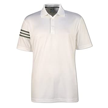 Polos respirants Adidas Golf Climalite homme