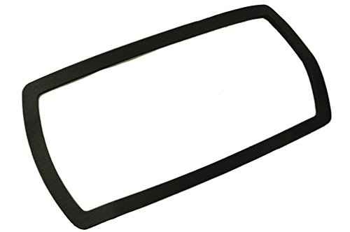 Sanitaire Model 887 Dirt Cup Bags Gasket - Cup Bag Dirt