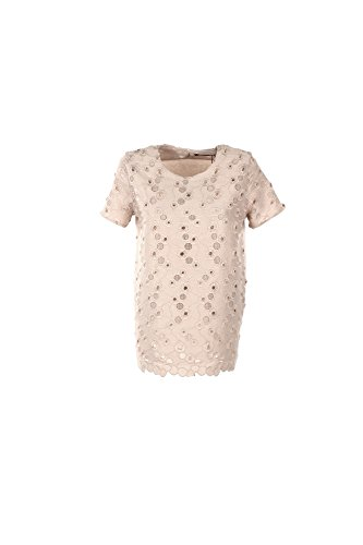 Top Donna Maxmara M Rosa Elmo Primavera Estate 2017