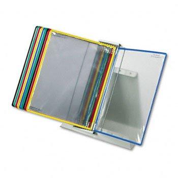 TFID291F - Tarifold Foldfive Desk Unit with Display Pockets