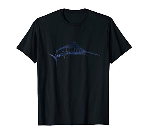 Swordfish, Marlin Deep Sea Fishing T Shirt