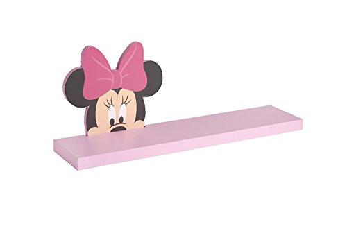 Disney Minnie Wooden Shelf]()