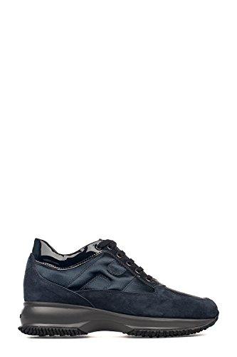 Pelle Delle In Donne Hogan Sneakers Blu Hxw00n0001035x9999 qSfvHv4