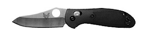 Benchmade Pardue Design Mini-Griptillian Plain Edge Knife, Outdoor Stuffs