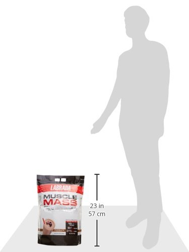 Labrada Nutrition Muscle Mass Gainer, Chocolate, 12 Pound by Labrada (Image #11)