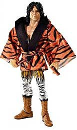 Wwe Legends Jimmy  Superfly  Snuka Collector Figure