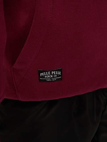 Signature Hombres Rojo Mini Pelle Sudaderas UT86wxqqFY