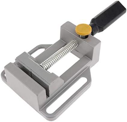 B Blesiya 木工掘削機 ベンチクランプ 万力 ドリルプレス 作業工具 ミニドリルプレス