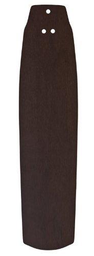 Casablanca Fan Company 99009, Five 58-60'' Reversible Burnt Walnut/Walnut Blades