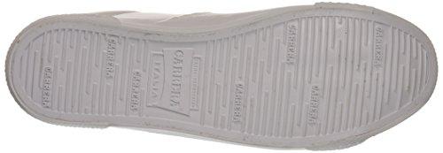 EU Platinum Carrera Sneaker 45 Bianco Navy Uomo White Lth 8PHxdrP