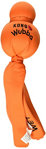 KONG Wet Wubba Dog Toy, Large, Colors Vary