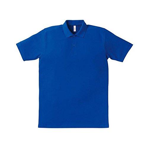 (業務用10セット) Natural Smile イベントポロシャツ MS3108 3L ブルー スポーツ レジャー DIY 工具 作業着 top1-ds-1913592-ah [簡素パッケージ品] B0754DXWGL