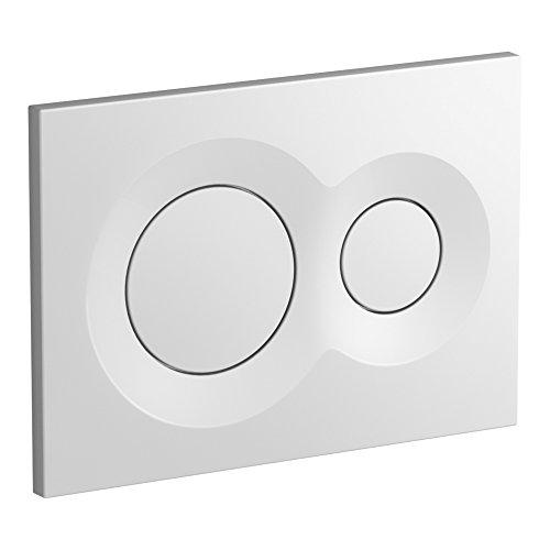 - KOHLER K-75890-0 Lynk Flush Actuator Plate for 2