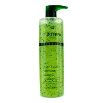 Rene Furterer Forticea Stimulating Shampoo - For Thinning Hair Frequent Use (Salon Product) 600ml 3282779375542