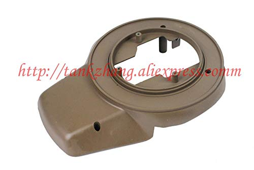 - Hockus Accessories 3838/3838-1 RC Tank Snow Leopard 1/16 Spare Parts No.38-004 Turret Bottom