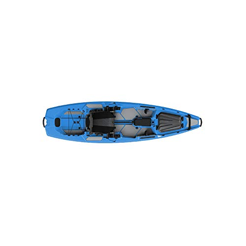 Bonafide SS107 Fishing Kayak | Cool Hand Blue in Stock