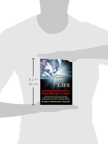 31PQzcMoArL - The Code of Life: The Anti-Aging, Disease Prevention and Recovery Breakthrough of Our Lifetime!!