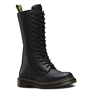 Dr. Martens, Women's 1B99 14-Eye Lace Up Leather Boot