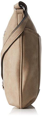 Shoulder Gerry Women's Weber Bag Taupe Open Beige V L Mind Hobos and Srfx8S