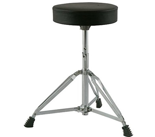 Rollins ROL444 Intermediate-Level Drum Throne with Double Braced Legs